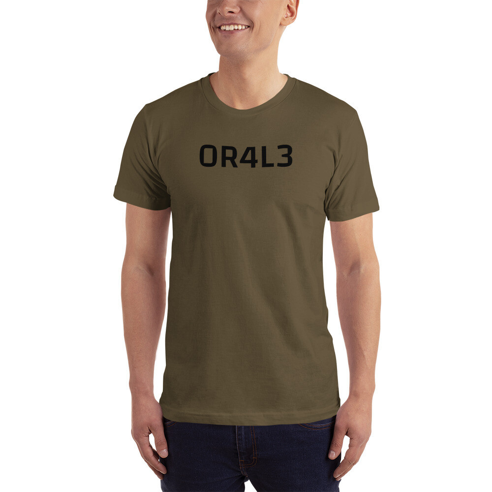 OR4L3, Men's T-Shirt
