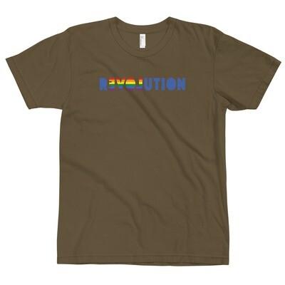 REVOLUTION LOVE MEN'S T-Shirt