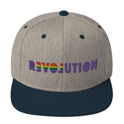 Revolution Pride Love Hat
