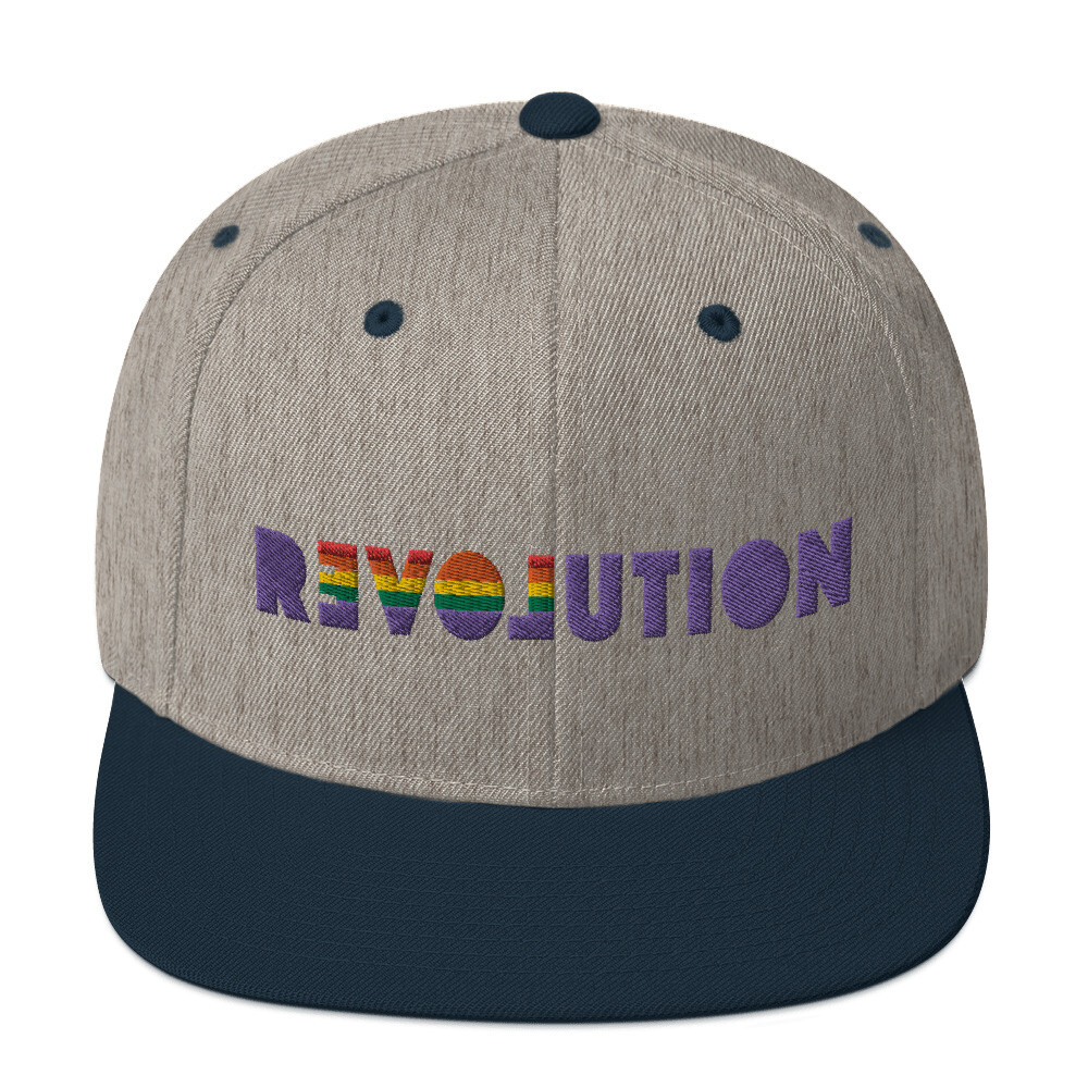 Revolution Pride Love Hat