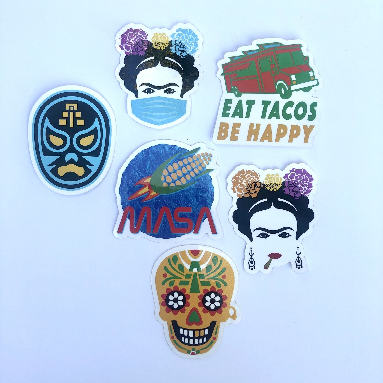 Sticker collection #1