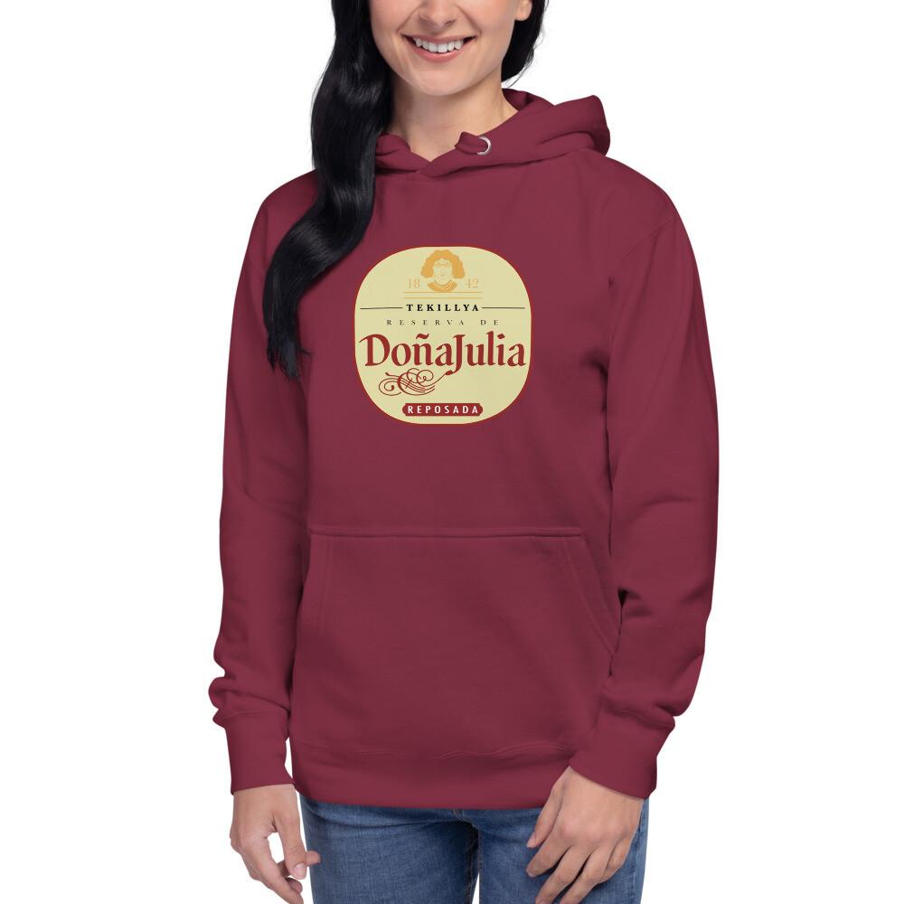 DoñaJulia Unisex Premium Hoodie