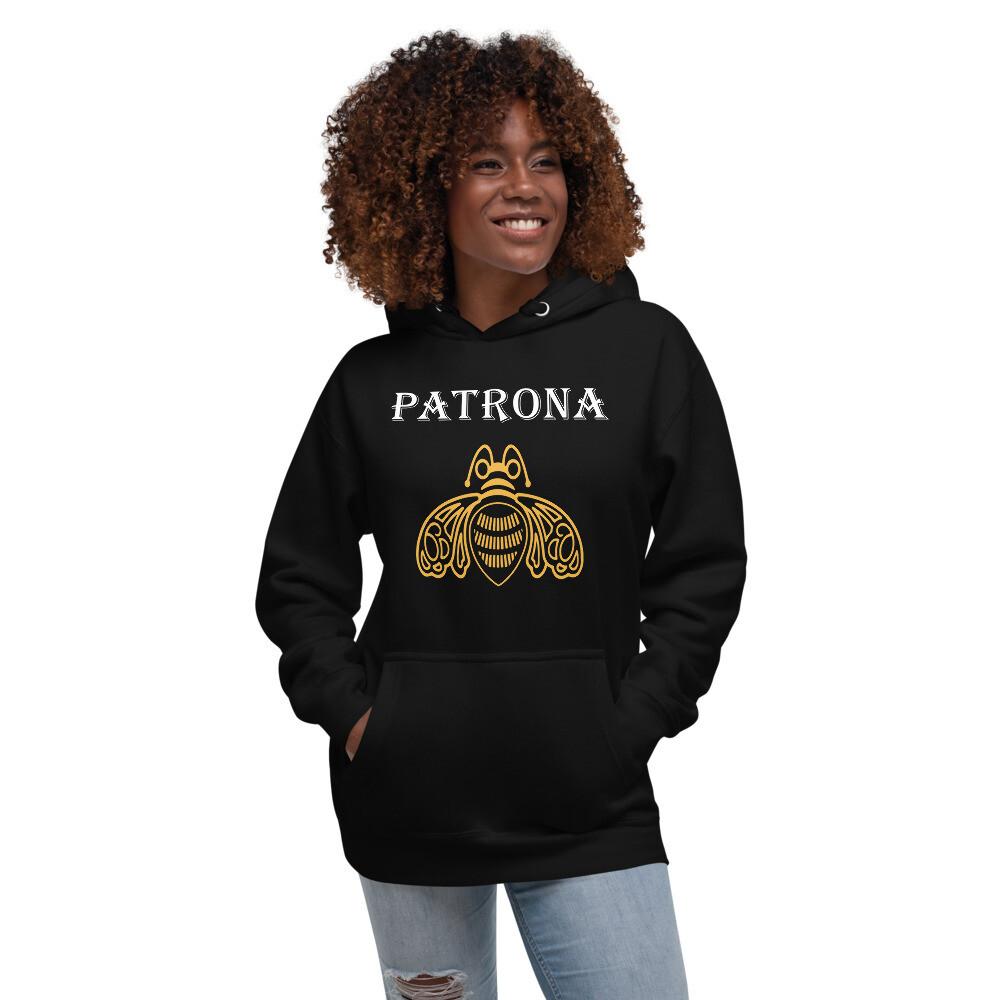 Premium PATRONA Unisex Hoodie