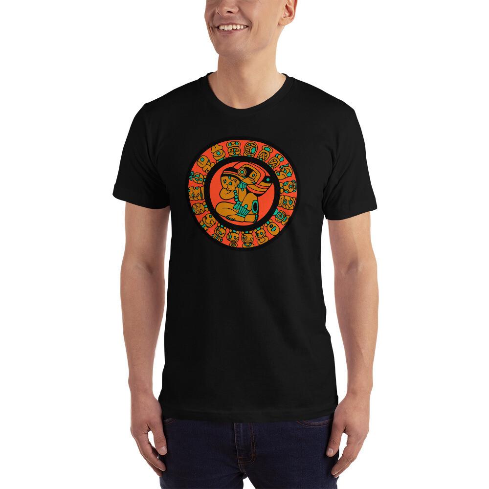 Mayan Calendar, Men's American Apparel T-Shirt