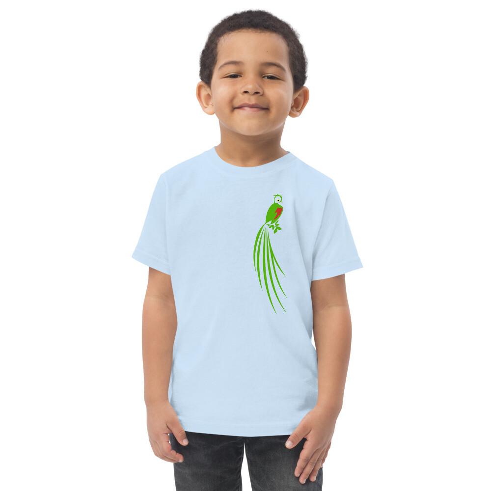 Quetzal Toddler jersey short sleeve t-shirt