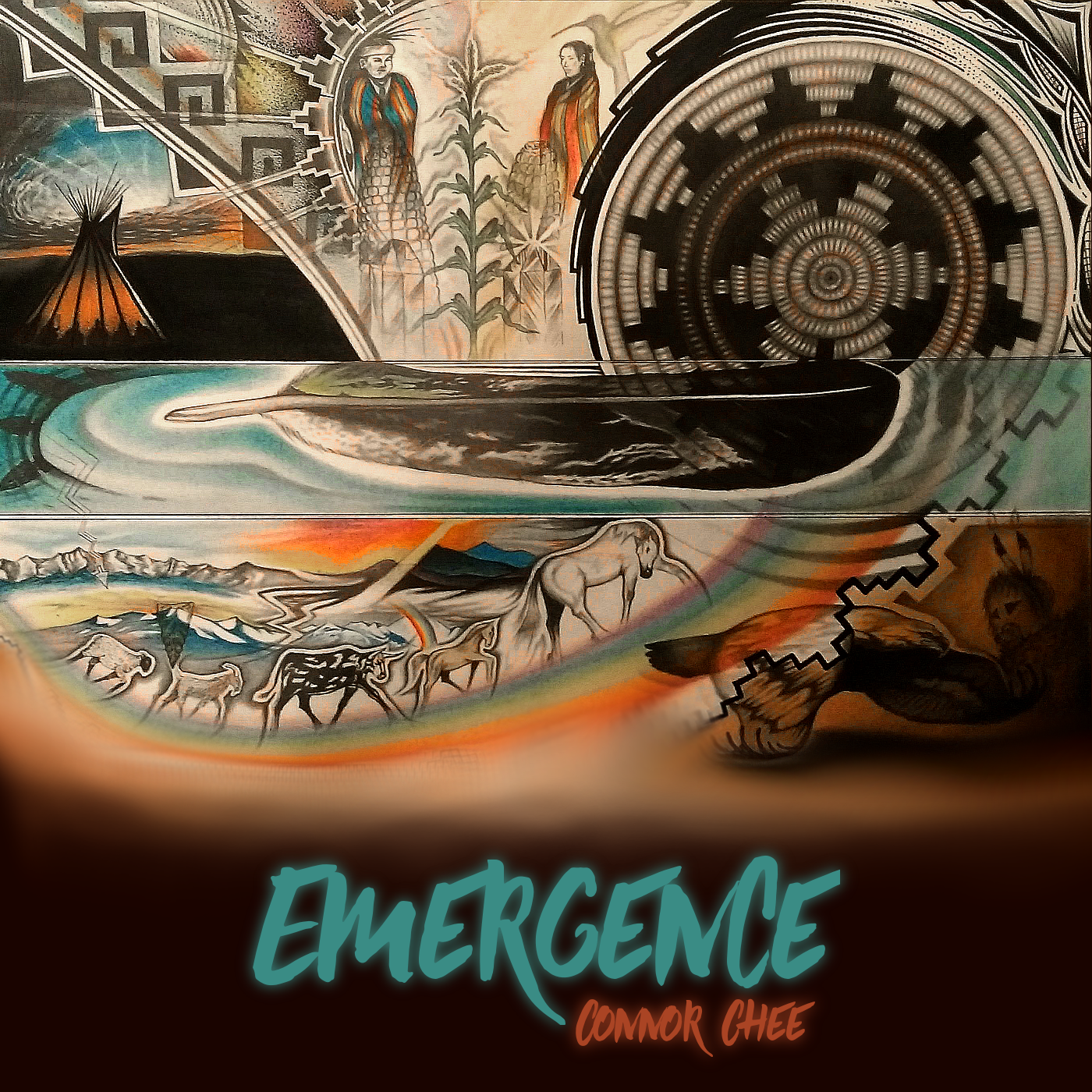 Connor Chee - EMERGENCE (album-download)
