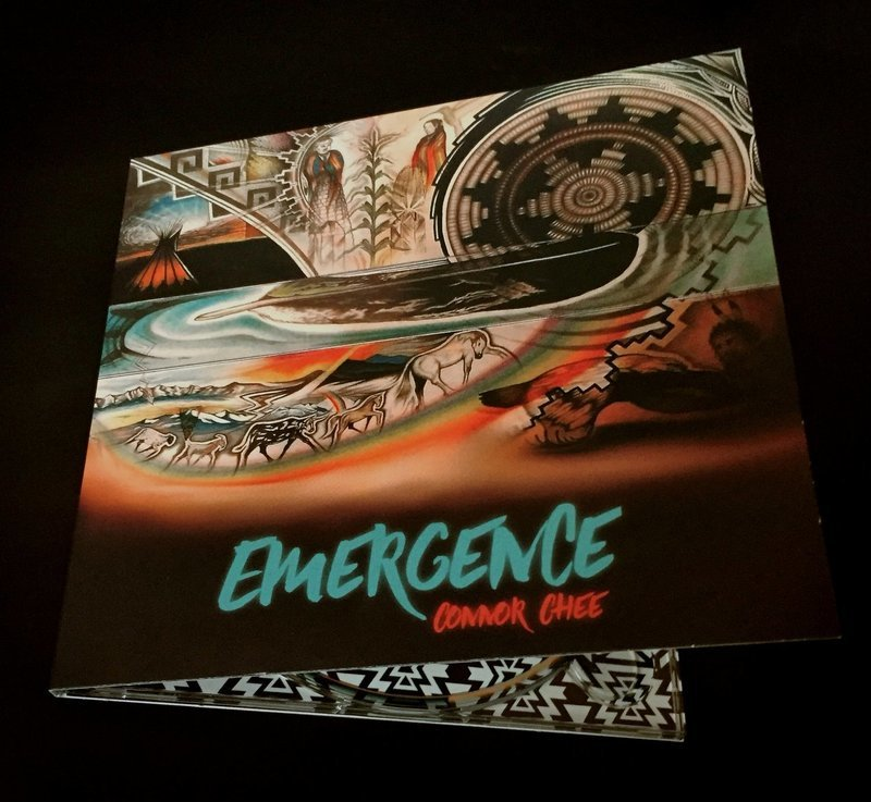 Connor Chee - EMERGENCE (Physical CD)
