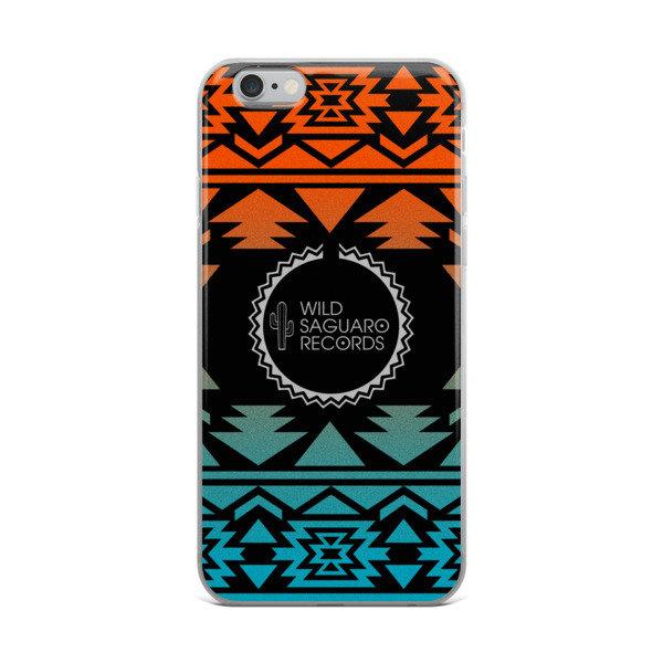 iPhone Case (Orange)