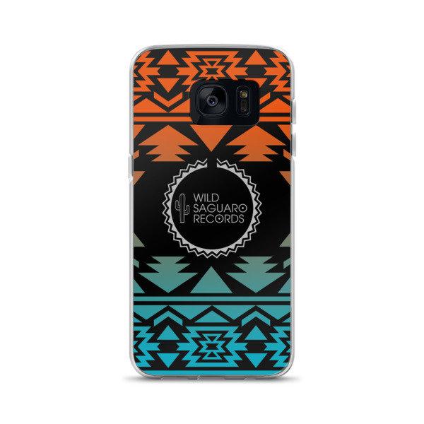 Samsung Case (Orange)
