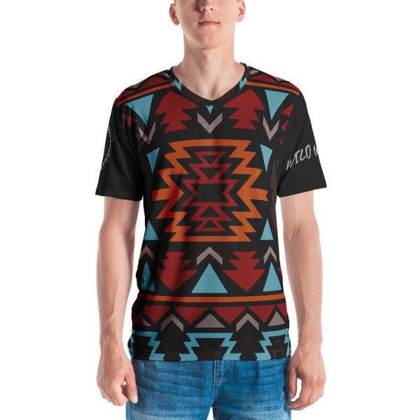 Premium Men's T-shirt (Bold Multi)