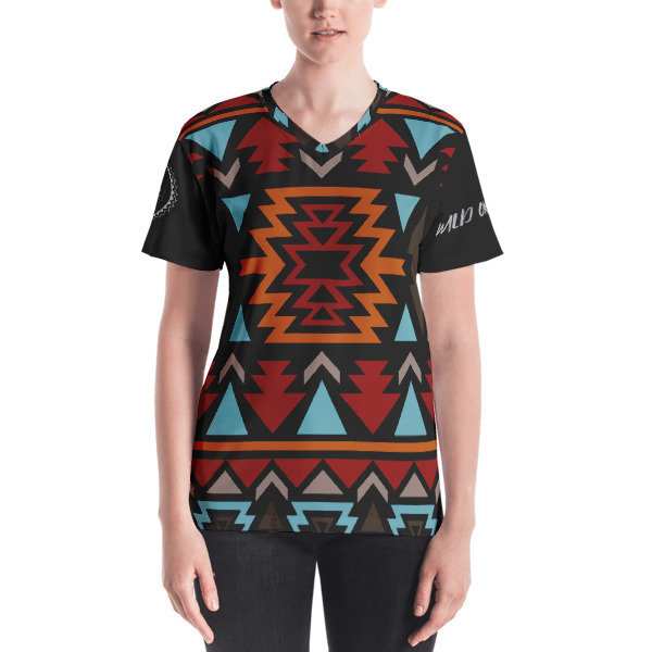 Premium Women's T-shirt (Bold Multi)