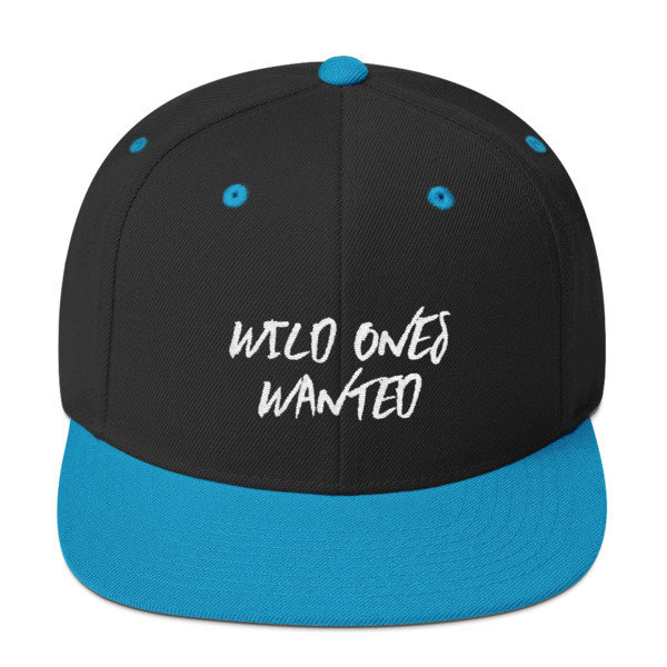 Snapback Hat (20 color choices)