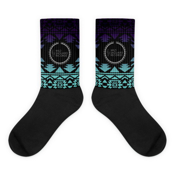 Socks (Purple)