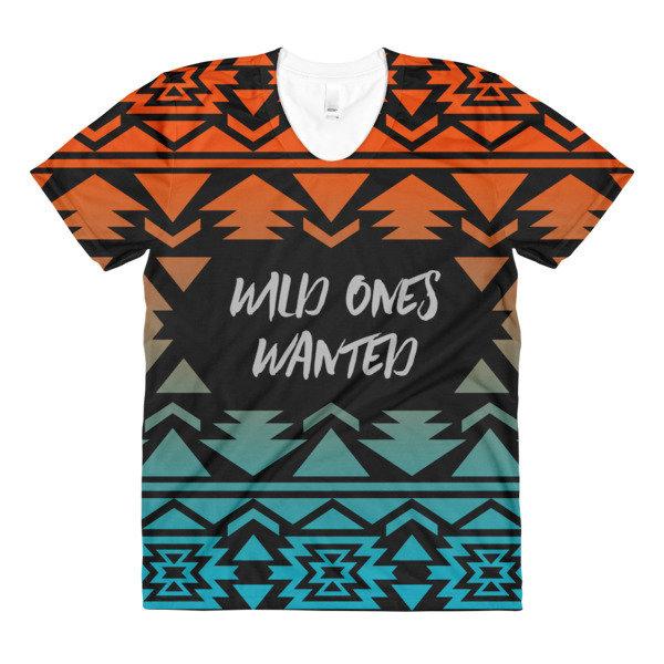 Standard Women's T-shirt (Orange)