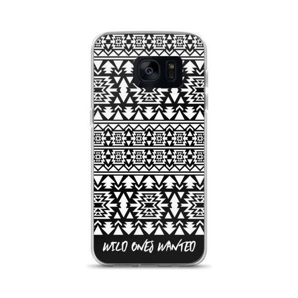 Samsung Case (Black and White)