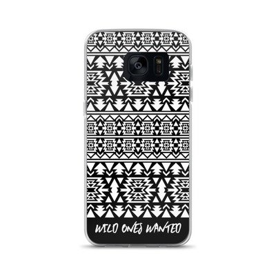 Samsung Case (Black and White)