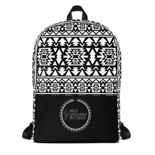 Backpack (Black and White)