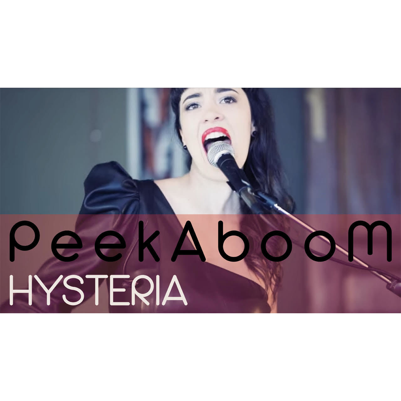 Hysteria - Peekaboom & Valerio Fuiano (Muse Cover w/GeoShred) - MP3 Single 00006