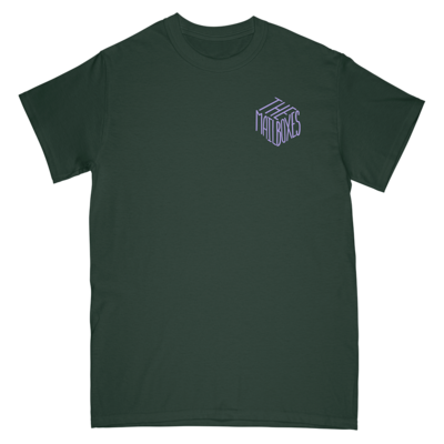 The Mailboxes - Viridian Tee