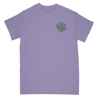 The Mailboxes - Lavender Tee