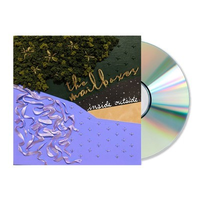 The Mailboxes - Inside Outside (2019) CD w/ Wallet