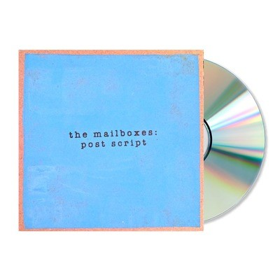The Mailboxes - Post Script (2017) CD w/ Sleeve