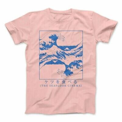 The Seafloor Cinema - Peach Tee