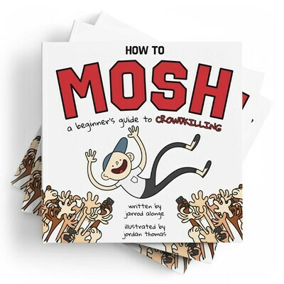How to Mosh: A Beginner's Guide to Crowdkilling