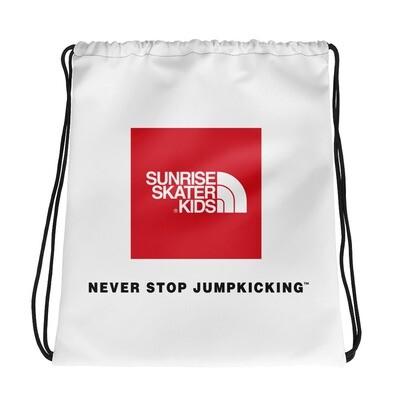 Sunrise Skater Kids - Drawstring Bag