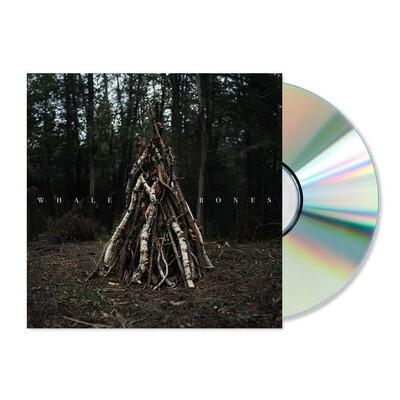 Whale Bones - Close All the Blinds (2020) CD w/ Digipak