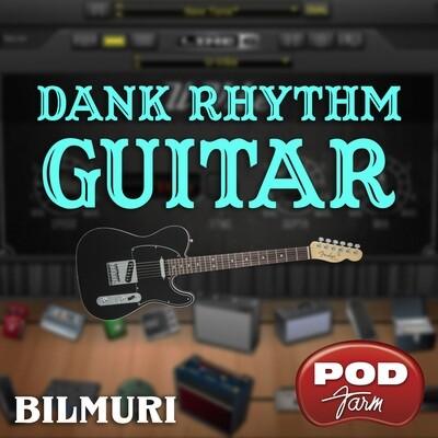 Bilmuri - Dank Rhythm Guitar Tone