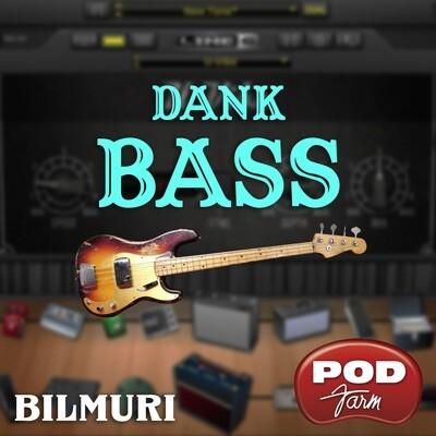 Bilmuri - Dank Bass Tone