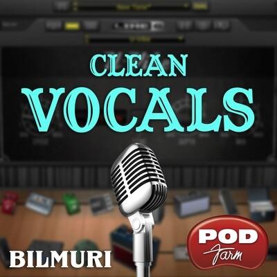 Bilmuri - Clean Vocal Chain