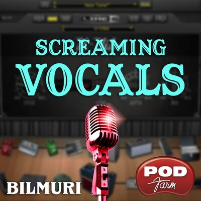 Bilmuri - Screaming Vocal Chain