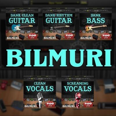 BokeTones - The Bilmuri Bundle