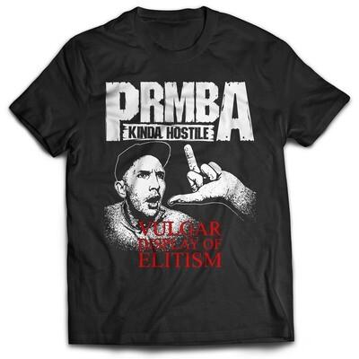 The Punk Rock MBA - Hostile Tee