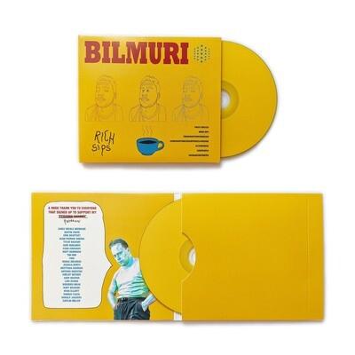 Bilmuri - Rich Sips (2019) CD w/ Wallet
