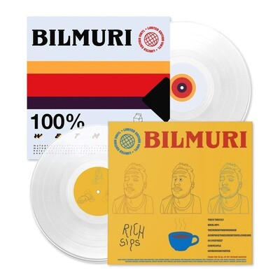 Bilmuri - Rich Sips & Wet Milk (2019) Vinyl Record