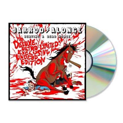 Jarrod Alonge - Beating a Dead Horse (2015) CD w/ Jewel Case