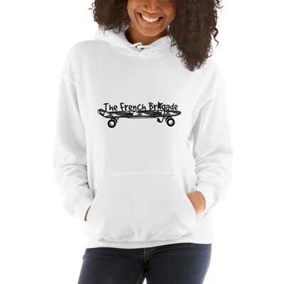 The French Brigade Unisex Hoodie