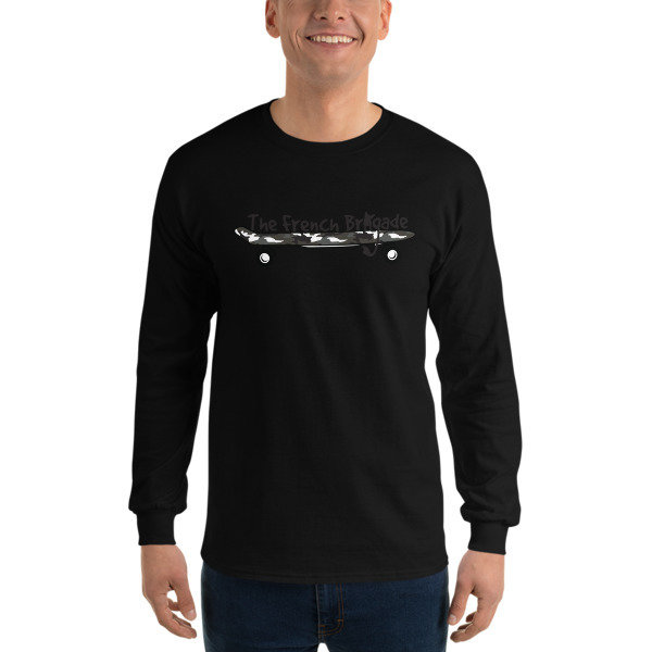 The French Brigade Long Sleeve T-Shirt