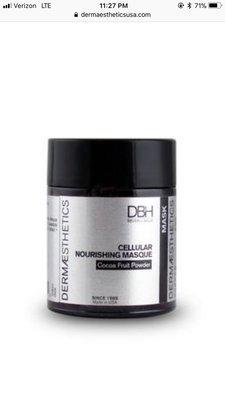 Cellular Nourishing Masque