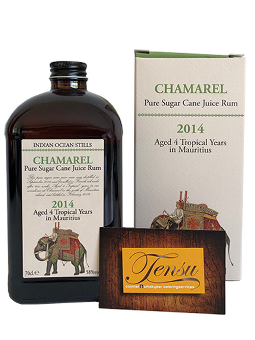 "Velier Rum - Chamarel 4 Years Old ""Mauritius Vintage 2014"""