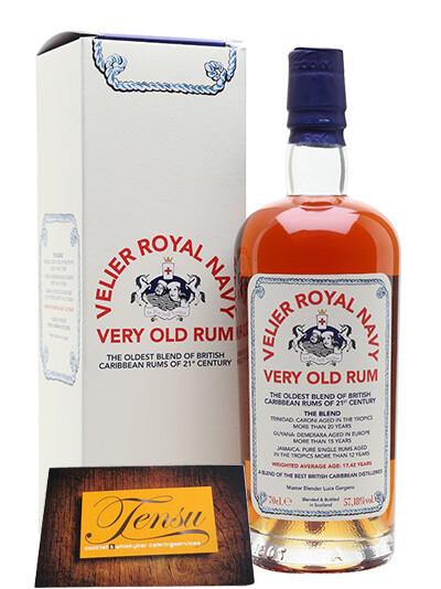 Velier Royal Navy Rum - The Blend