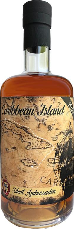 "Caribbean Island Rum ""Silent Ambassador """