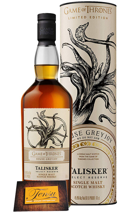 "Talisker Select Reserve - House Greyjoy ""Game Of Thrones"""
