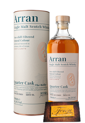 Arran Quarter Cask [The Bothy]