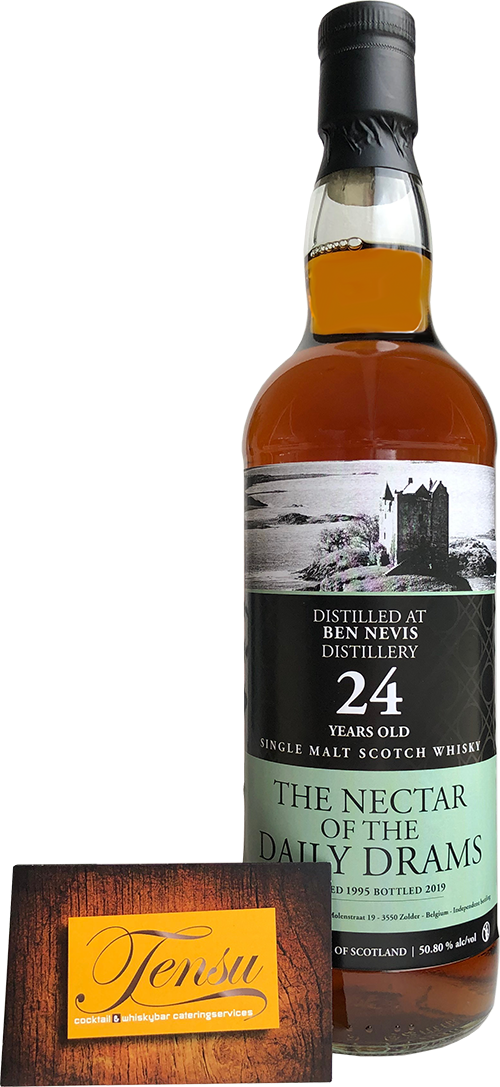 "Ben Nevis 24 Years Old (1995-2019) - Daily Drams ""The Nectar"""