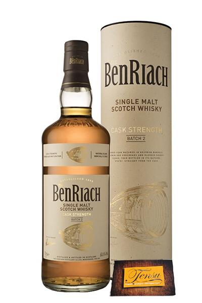 "BenRiach Cask Strength ""Batch 2"""