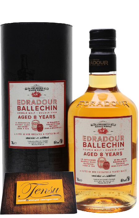 Edradour/Ballechin 8 Years Old